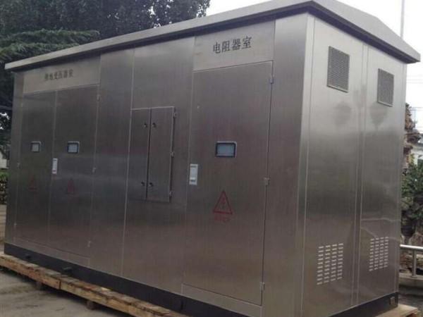 VIP-NG□R系列 中性点接地电阻保护设备