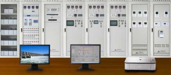 PLC控制系统,机组LCU,PLC控制