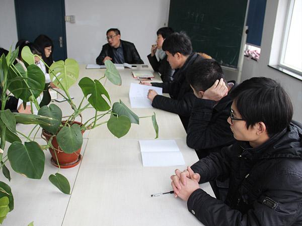 党员小组会议4