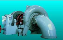 小水电站水轮机