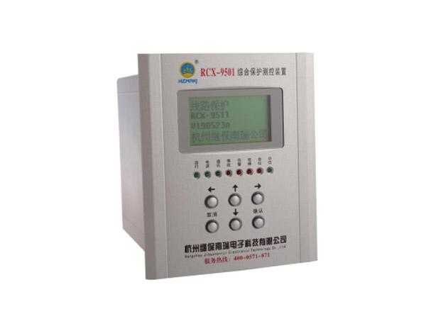 电容器保护测控装置